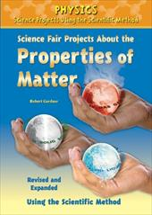 Science Fair Projects about the Properties of Matter 2963748