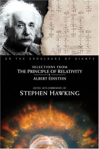 Selections from the Principle of Relativity 9780762420230