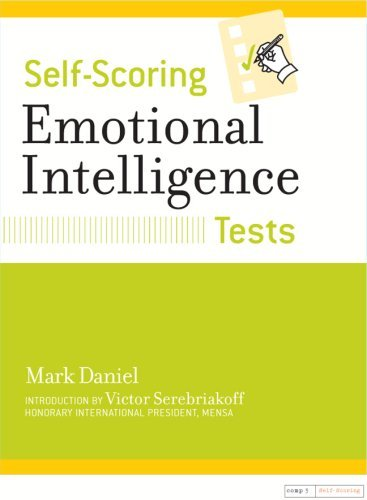 Self-Scoring Emotional Intelligence Tests 9780760723708