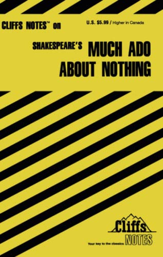 Shakespeare's Much ADO about Nothing: Notes: In This Book Discover the Plot, Significant Themes ... 9780764585050