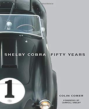 Shelby Cobra Fifty Years 9780760340295