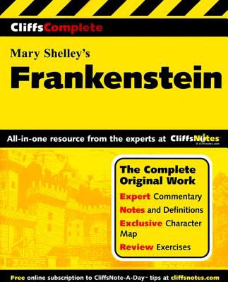 Shelley's Frankenstein 9780764587269