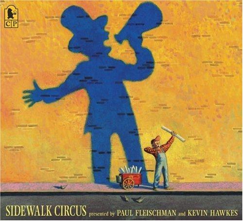 Sidewalk Circus 9780763627959