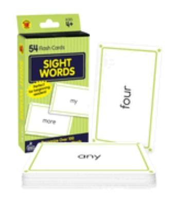 Sight Words 9780769664705