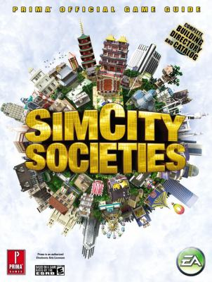 SimCity Societies 9780761558323