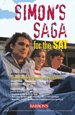 Simon's Saga for the SAT 9780764138041