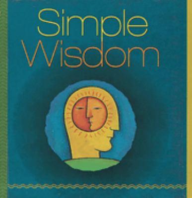 Simple Wisdom 9780762401970