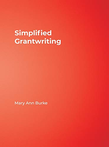 Simplified Grantwriting 9780761945314