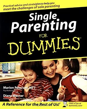 Single Parenting for Dummies 9780764517662