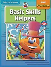 Skills for Scholars Basic Skills Helpers, Preschool sale off 2016
