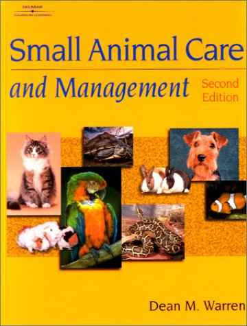 Small Animal Care & Management 9780766814240