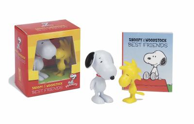 Snoopy & Woodstock Best Friends 9780762438143