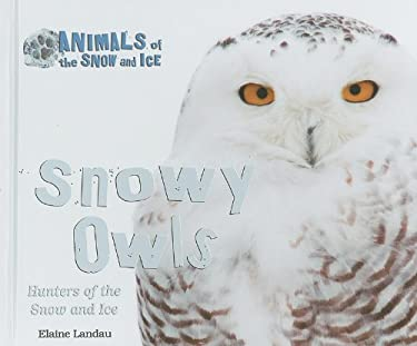 Snowy Owls: Hunters of the Snow and Ice 9780766034648