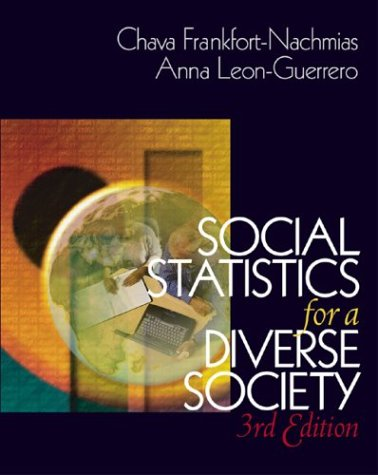 Social Statistics for a Diverse Society with SPSS Student Version 11.0 [With CDROM] 9780761987772