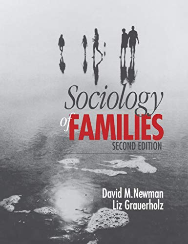 Sociology of Families 9780761987499