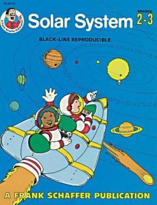 Solar System, Grades 2-3 9780768205084