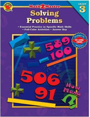 Solving Problems: Grade 3 9780769639239