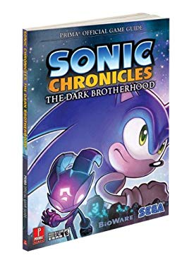 Sonic Chronicles: The Dark Brotherhood 9780761559986
