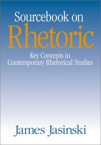 Sourcebook on Rhetoric 9780761905042