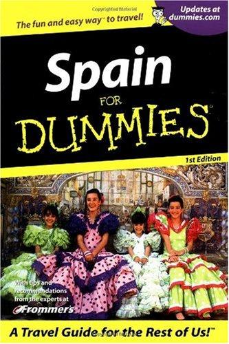 Spain for Dummies(r) 9780764561955