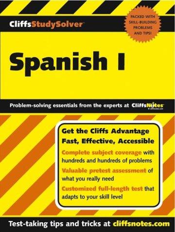Spanish I 9780764537653