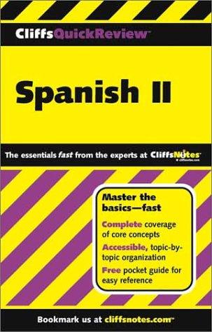 Spanish II 9780764587580