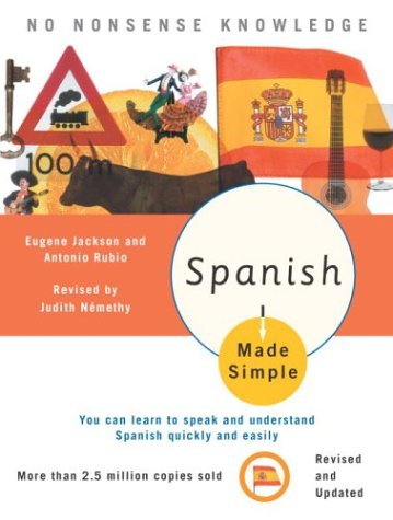 Spanish Made Simple 9780767915410