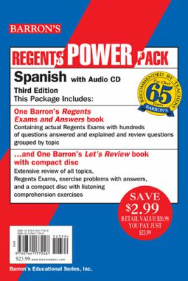Spanish Power Pack 9780764197345