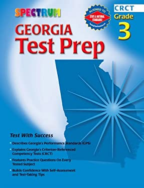 Spectrum Georgia Test Prep, Grade 3 9780769634739