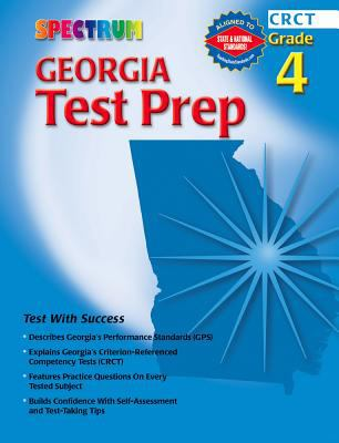 Spectrum Georgia Test Prep, Grade 4 9780769634746