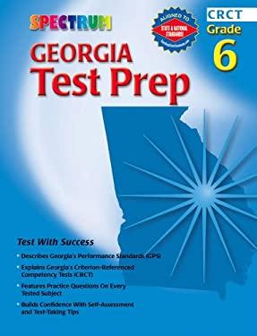 Spectrum Georgia Test Prep, Grade 6 9780769634760