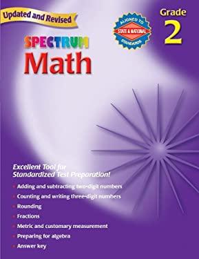 Spectrum Math: Grade 2 9780769636924