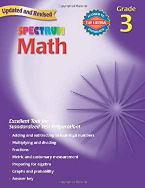 Spectrum Math: Grade 3 9780769636931