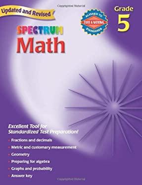 Spectrum Math: Grade 5 9780769636955