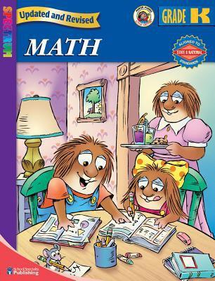 Spectrum Math: Grade K