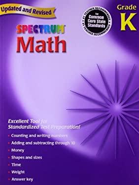 Spectrum Math Grade K 9780769636900
