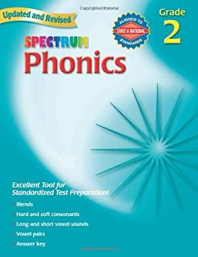 Spectrum Phonics: Grade 2 9780769682921