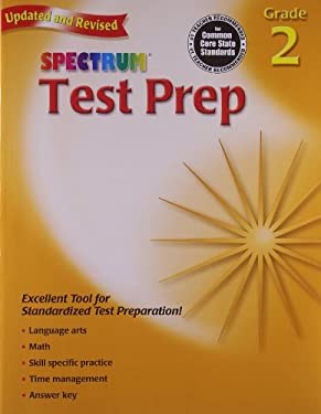 Spectrum Test Prep Grade 2 9780769686226