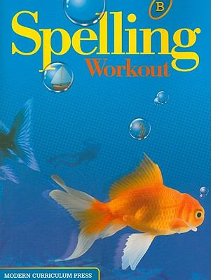 Spelling Workout, Level B