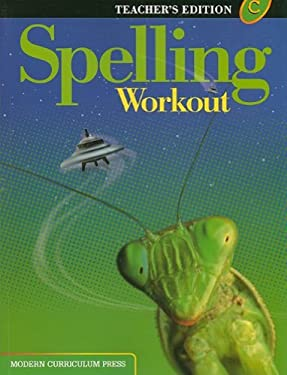 Spelling Workout, Level C 9780765224903