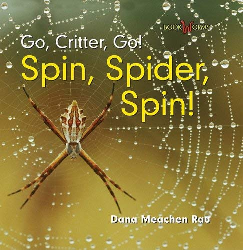 Spin, Spider, Spin! 9780761426530