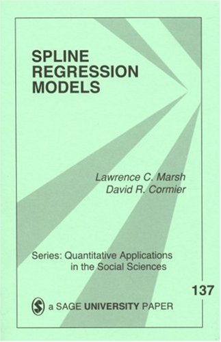 Spline Regression Models 9780761924203