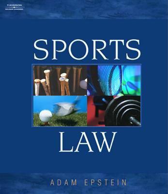 Sports Law 9780766823242