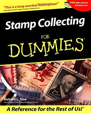 Stamp Collecting for Dummies 9780764553790