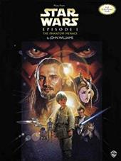 Star Wars Episode I the Phantom Menace: Piano/Vocal/Chords [With Full Color Pull-Out Poster] 2994216