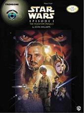Star Wars Episode I the Phantom Menace: Trombone, Book & CD [With CD] 2994374