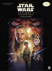 Star Wars Episode I the Phantom Menace: Piano Arrangements [With Full Color Pull-Out Poster] 2994435