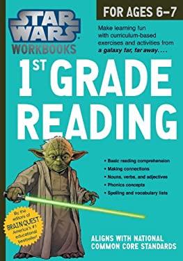Star Wars Workbook, 1st Grade Reading