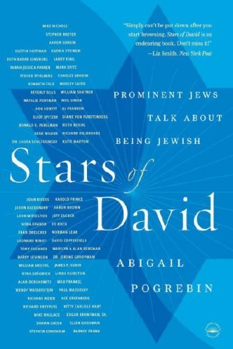 Stars of David: Prominent Jews Talk about Being Jewish 9780767916134