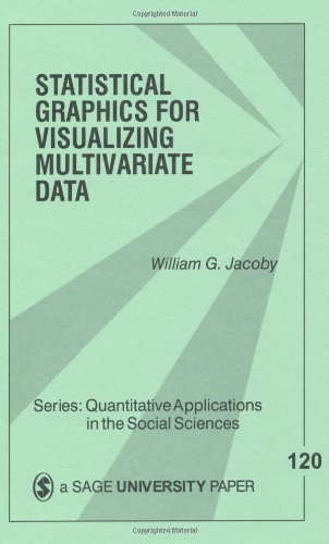 Statistical Graphics for Visualizing Multivariate Data, Volume 120 9780761908999